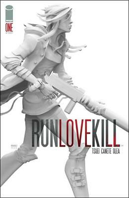 RUNLOVEKILL #1,3 Lot (Image/2015)*1st Collector's Issue!