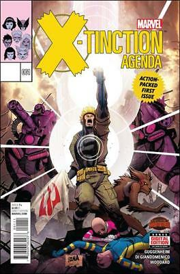 X-TINCTION AGENDA #1,3 Lot (Marvel/2015)*1st Collector's Issue!