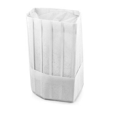 Chef Hat  Disposable 9 inch High 12/box