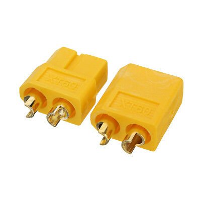 5set XT30 Male Female Bullet Connector Plug the Upgrade For RC FPV Lipo IJ