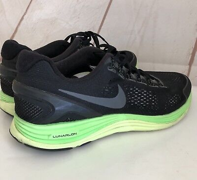 2e2a818023922 ... spain nike lunarglide 4 h20 repel black mens running shoes size 13  69851 25bed