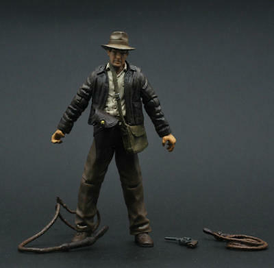 "Indiana Jones Raiders of Lost Ark 3.75"" Figure Loose Toys"