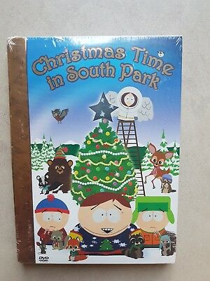 CHRISTMAS TIME IN SOUTH PARK NEW DVD 2007 Not RATED COMEDY CENTRAL DVD