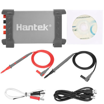 Hantek 365 Logger DMM True Digital Multimeter Data Recorder RMS Bluetooth/USB