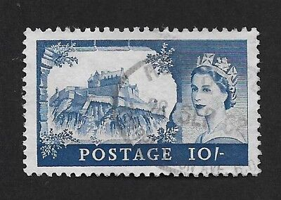 (111cents) Great Britain Scott # 373 used