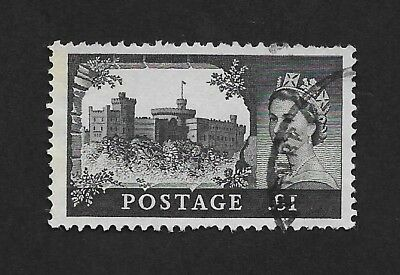 (111cents) Great Britain Scott # 374 used