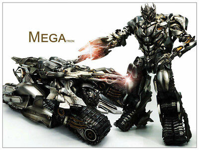 New Transformation TOY TF Dream Studio GOD-11 MEGATRiON MOVIE ACTION FIGURE