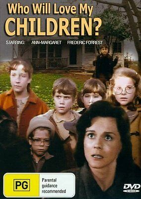 WHO WILL LOVE MY CHILDREN (1983 Ann-Margaret)  DVD - UK Compatible -  sealed