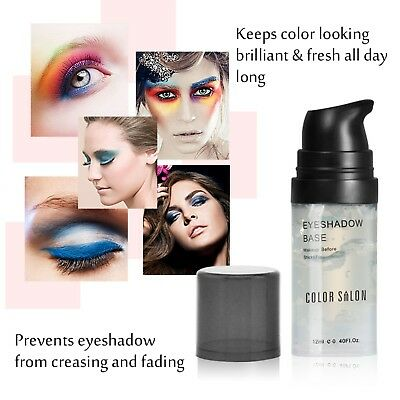 Eye Shadow Base Primer Under Shadow Waterproof Long Lasting Prolong Makeup 12ml