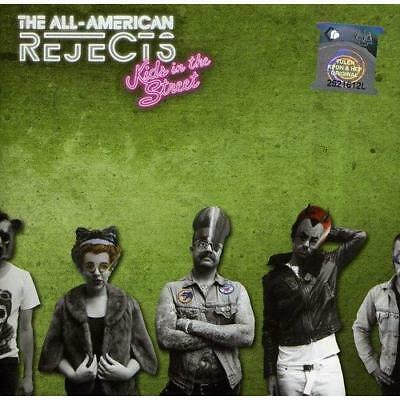 Kids In The Street All-American Rejects Cd