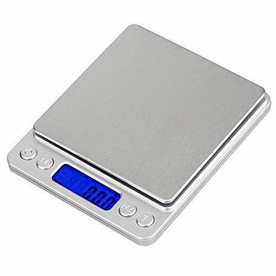 500g × 0.01g Digital Pocket Gram Scale Jewelry Weight Electronic Balance Scales