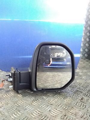 Citroen Berlingo Mk2 2009-2012 O/s Drivers Right Electric Door Mirror - 6341