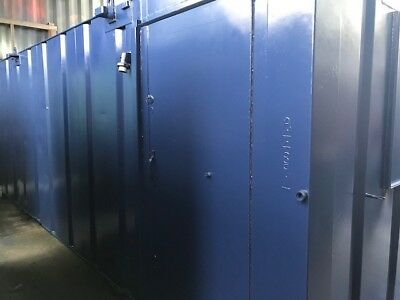21ft x 9ft Office Shipping Container - Southampton