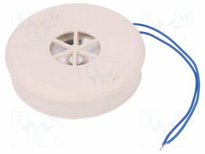 Sound transducer: piezo alarm; 3.5kHz; Sound level:110dB; 90nF [1 pcs]