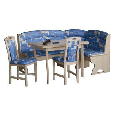 Dining set corner bench, kitchen booth, nook, expandable table, chairs