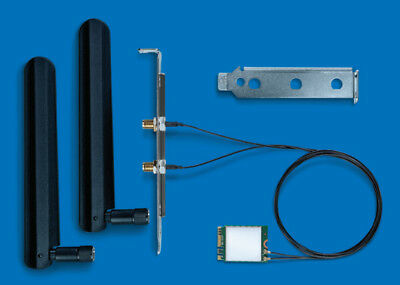 Intel Dual Band Wireless-AC 8265 Desktop Kit Internal WLAN/Bluetooth 867Mbit/s -