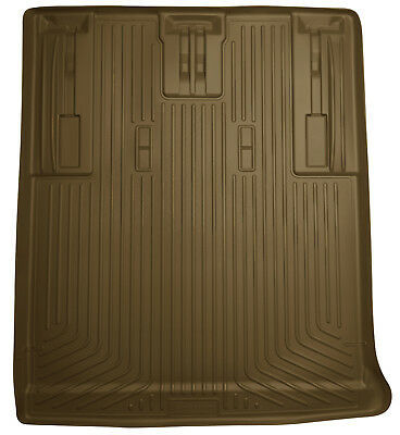 Husky Liners Cargo Liner FOR 2007-2014 Cadillac Escalade ESV 2nd Row Bench Seats