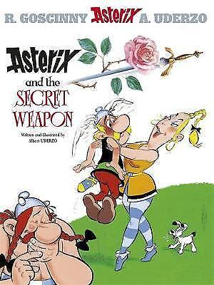 Asterix and the Secret Weapon: Album 29, Albert Uderzo (text and illustrations),