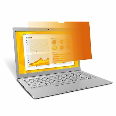 """3M Gold Privacy Filter for 12.1"""" Widescreen Laptop (16:10) - GPF12.1W"""