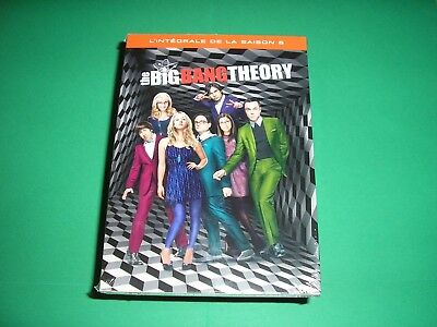 "DVD neuf sous blister,serie,""THE BIG BANG THEORY"",l'integrale de la saison 6"