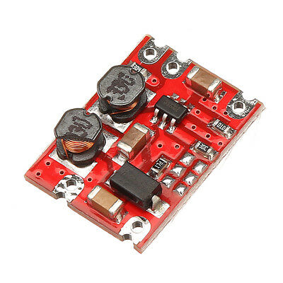 10pcs DC-DC 3V-15V to 5V Fixed Output Automatic Buck Boost Step Up Step Down Pow
