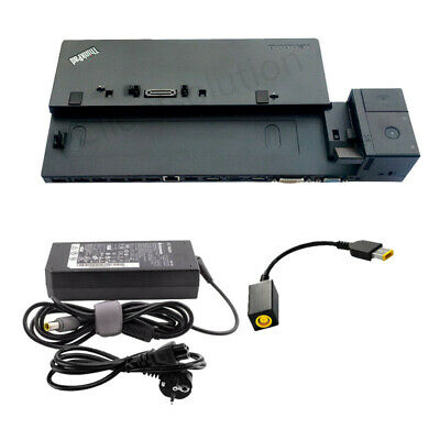 Lenovo ThinkPad Ultra Dock 40A20135EU - TYPE 40A2, 2 Keys Netzteil 135W