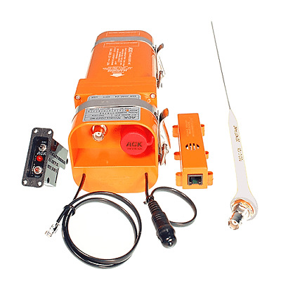 ACK ELT 406 MHz EMERGENCY LOCATOR TRANSMITTER E-04