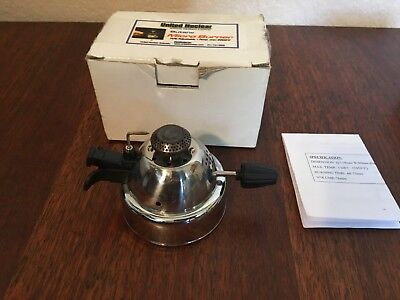 United Nuclear Scientific Butane Micro Burner Lab Adjustable