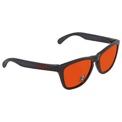6d840995bc OAKLEY FROGSKINS PRIZM Ruby Oval Men s Sunglasses OO9013 9013C9 55 ...