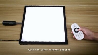 Fositan Led Fabric Light Mat Only With Remote