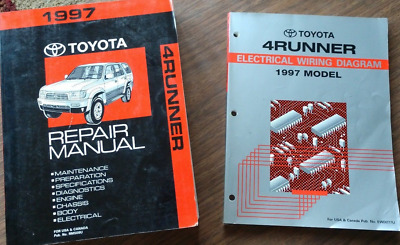 1997 toyota 4runner factory service manual