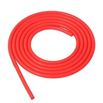 """One Meter Universal Red Colour 5//16/"""" Inch 8mm Silicone Vaccum Hose Pipe 0.32/"""""""