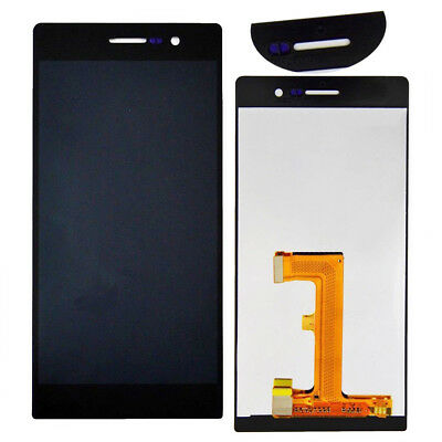 For Huawei Ascend P7 Full Glass LCD Display Touch Screen Digitizer Assembly