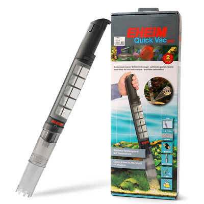 EHEIM Quick Vacpro - Automatic Gravel Cleaner Fish Tank Electric Sand Washer