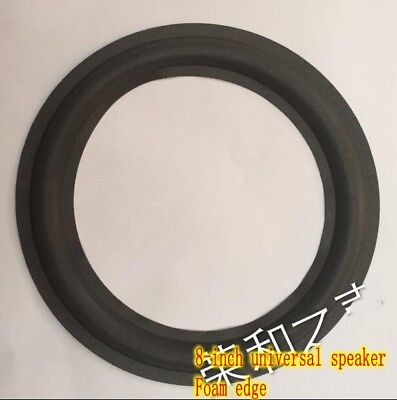 "8""inch Speaker Foam edge Universal Audio Surround side Repair parts"