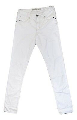 VERGE GARCIA WOMENS JEANS PANTS - WHITE SIZE 10 12 16 *may have marks*