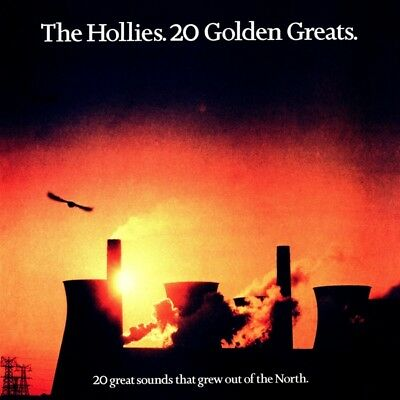 Hollies - 20 Golden Greats Vinyl LP (2) Plg NEU