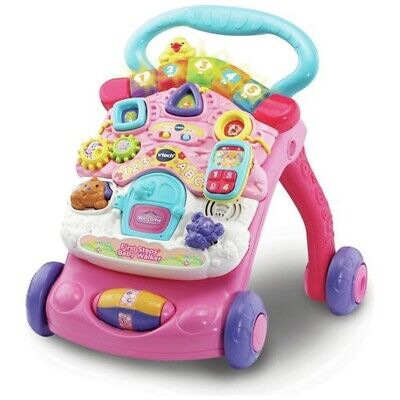Children Vtech First Steps Baby Walker for Children Activity and Learning Toy...