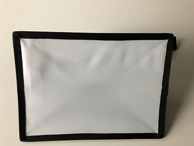 Flash Softbox Foldable Diffuser with carry pouch