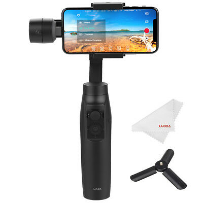 Moza Mini-Mi Handheld 3-Axis Gimbal Wireless Smartphone Chargeable