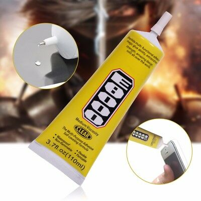 10-110ml E8000 Glue Adhesive Sealant Waterproof For Clothes Shoes Phone Jewelry