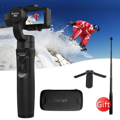 Hohem iSteady Pro 3-Axis Handheld Gimbal Stabilizer w/ Gift for GoPro Hero 6/5/4
