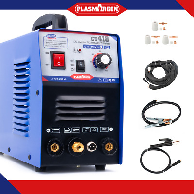 CT312 3 in 1 Air Inverter Plasma Cutter Welder TIG/MMA Welding Cutting Machine