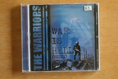 The Warriors   ‎– War Is Hell (Redux)     (Box C577)