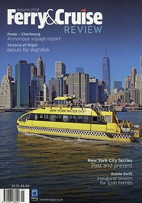 Ferry & Cruise Review - Autumn 2018