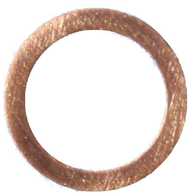 Kupferdichtring DIN 7603 Form A Copper Ring Washer InnenØ = 10 - 14 mm