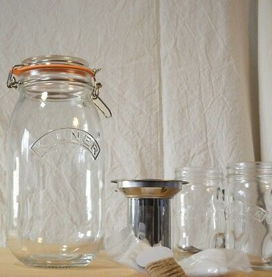 Kilner Cold Brew Coffee Maker Set