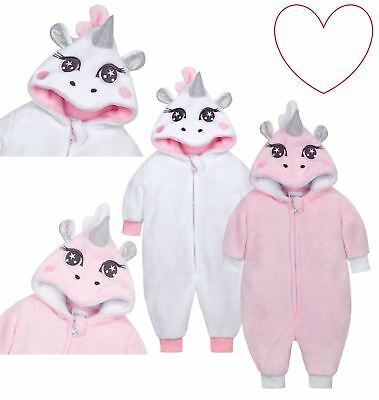 Baby 3D All In One Unicorn Nightwear Gift