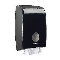 Aquarius HAND TOWEL DISPENSER BLACK - 7171