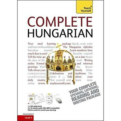 LEARN TO SPEAK Hungarian - Language Course - 34 Hrs Audio